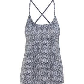 Patagonia Cross Beta Tank Women Batik Hex Micro: Birch White
